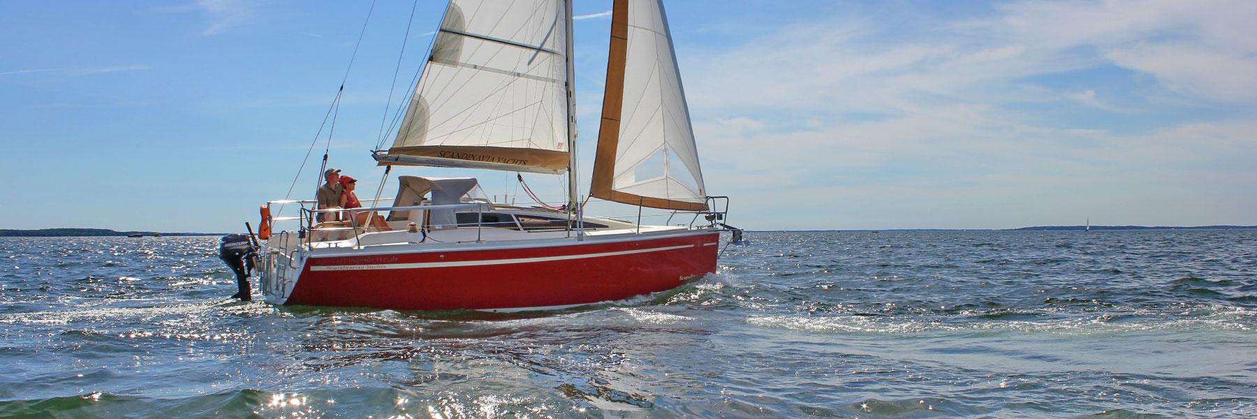 Segeltörn - Sun Sailing Müritz