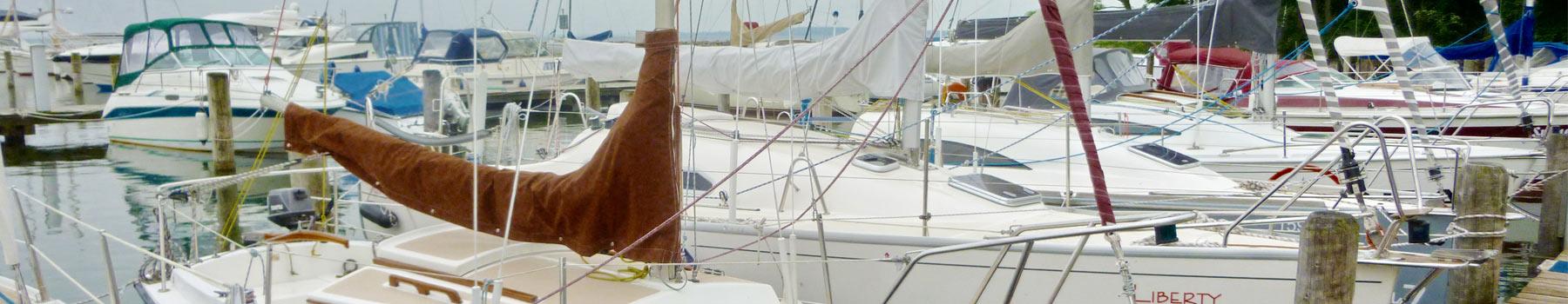 Yachten schmal - Sun Sailing Müritz