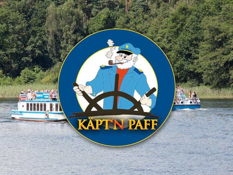 Kapt. Pfaff Logo