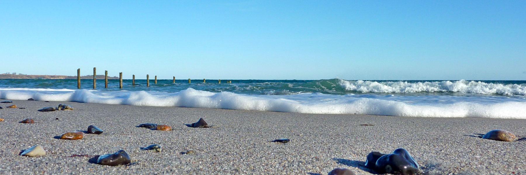 Ostseestrand - Freizeitcamp Am Wasser