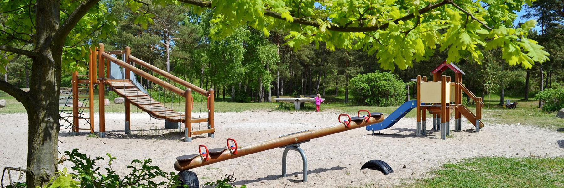 Spielplatz - Freizeitcamp Am Wasser