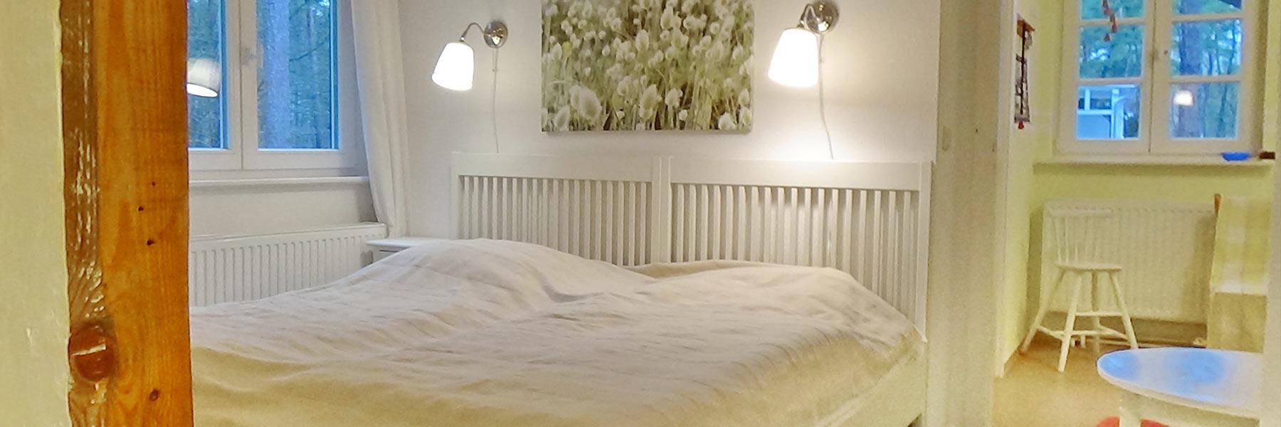 Schlafzimmer - Villa Gudrun