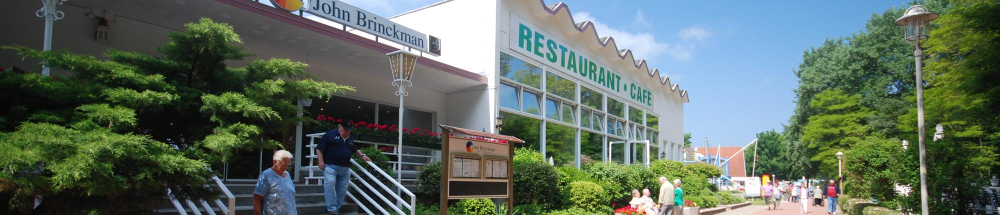 Aussenansicht - Hotel John Brinckman