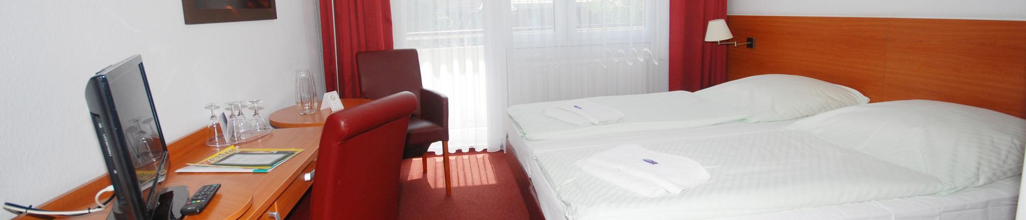 Komfortzimmer - Hotel John Brinckman