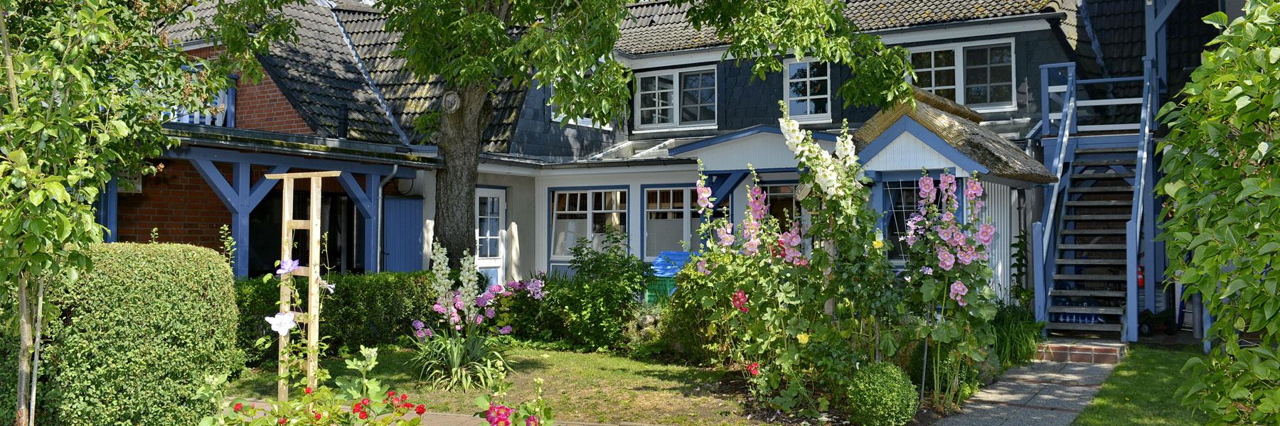 Garten - Pension & Restaurant Schifferwiege