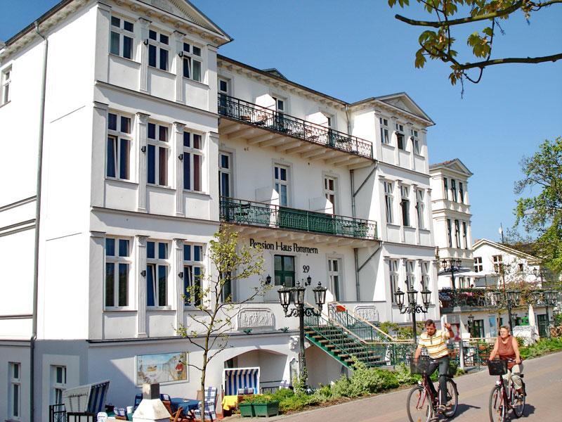 Pension Haus Pommern Außenansicht