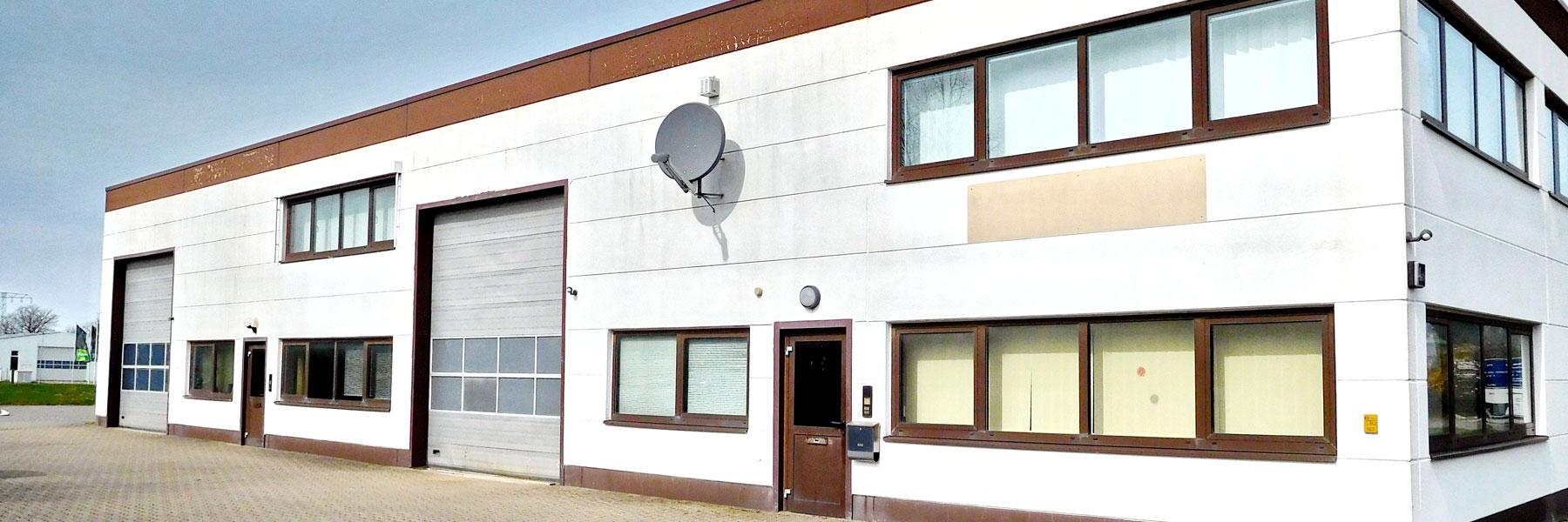 Firmengebäude - HPH Hydraulik UG