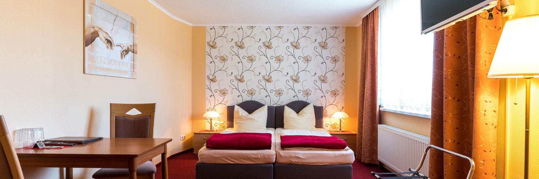Doppelzimmer - Hotel Adler