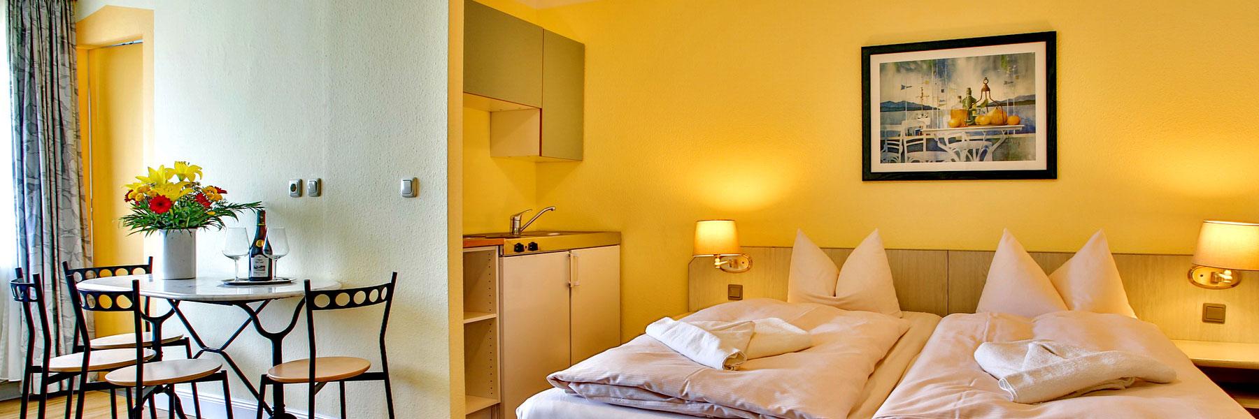 Appartement - Villa Edda (Hotel-Garni - Ferienwohnungen - Appartements)