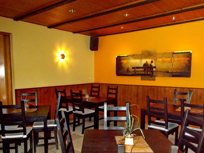 Gastraum vom Restaurant