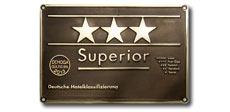 3-Sterne-Superior Auszeichnung