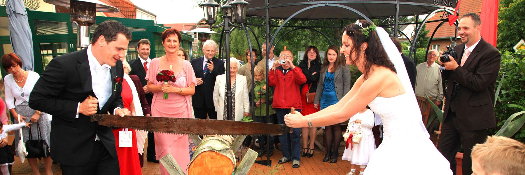 Hochzeit - Kur- und Landhotel Borstel-Treff