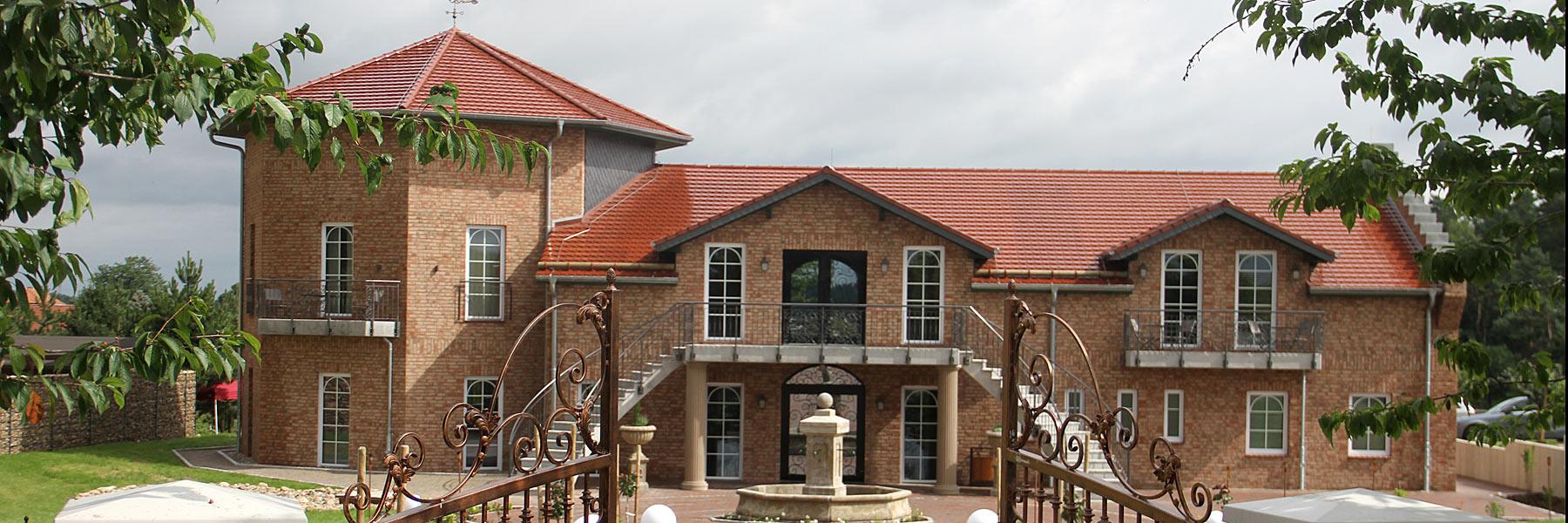 neues Gebäude - Kur- und Landhotel Borstel-Treff