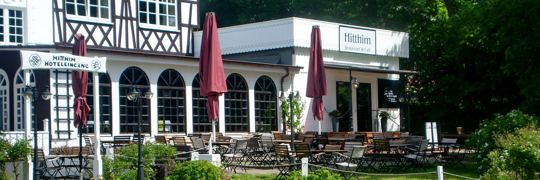 Restaurant - Hotel Hitthim