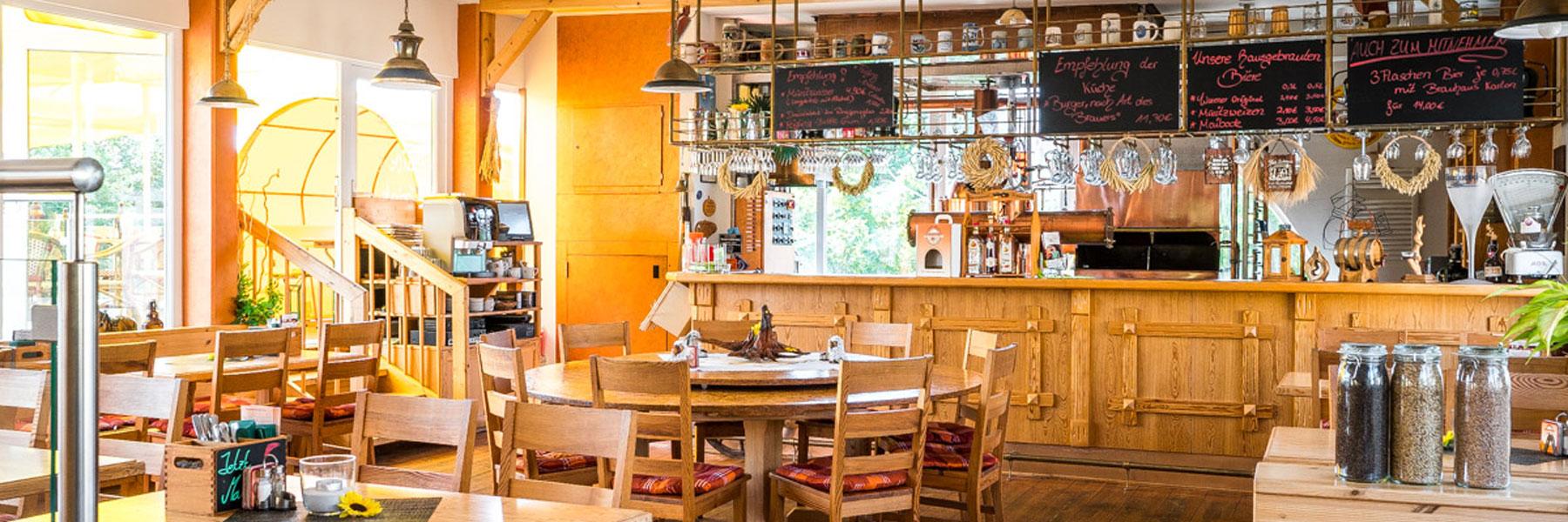 Restaurant - Hotel am Brauhaus