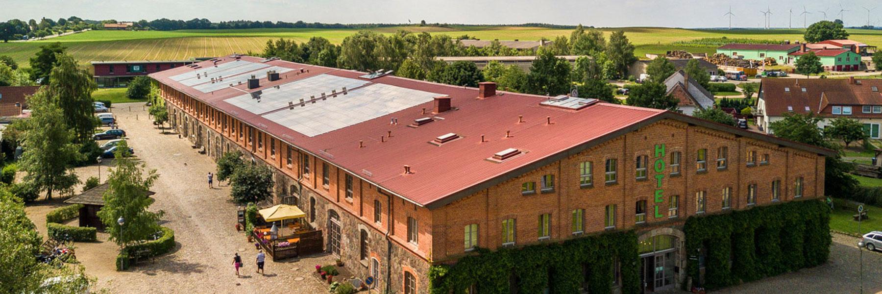 Bollewick - Landhotel Zur Scheune