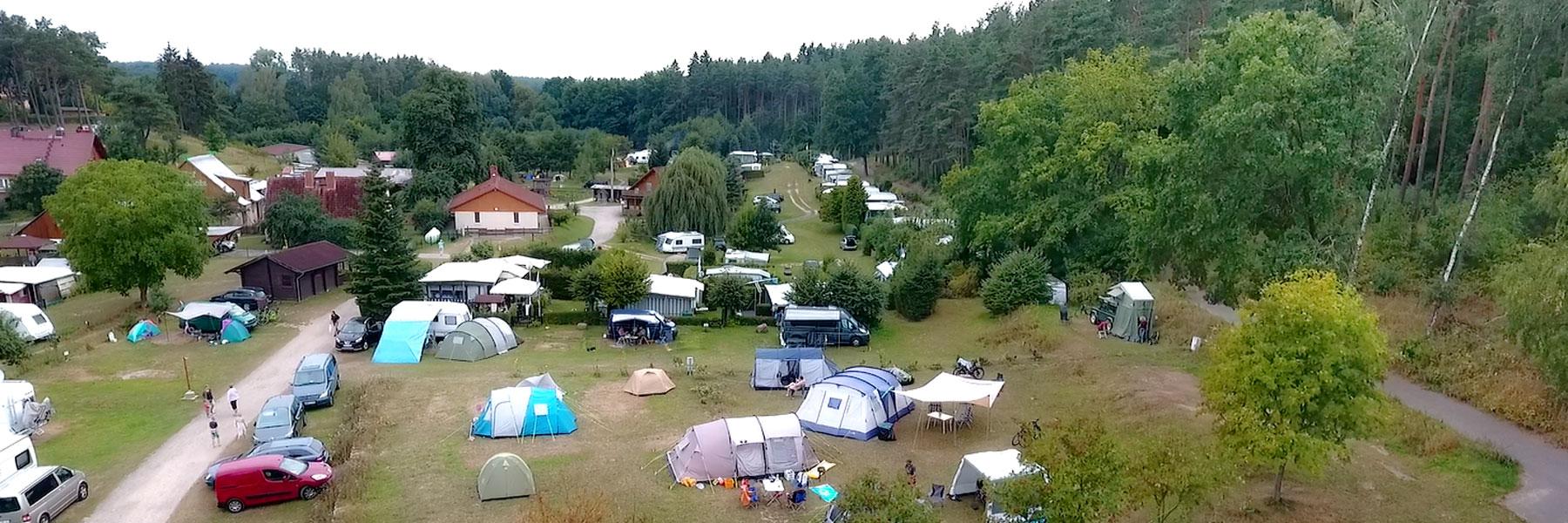 Campingplatz Feldberg - Camping am Bauernhof