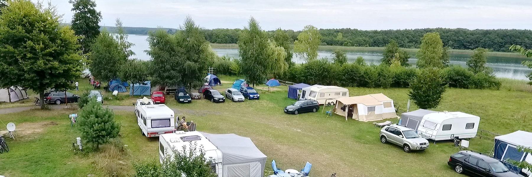 Stellplätze - Camping am Bauernhof