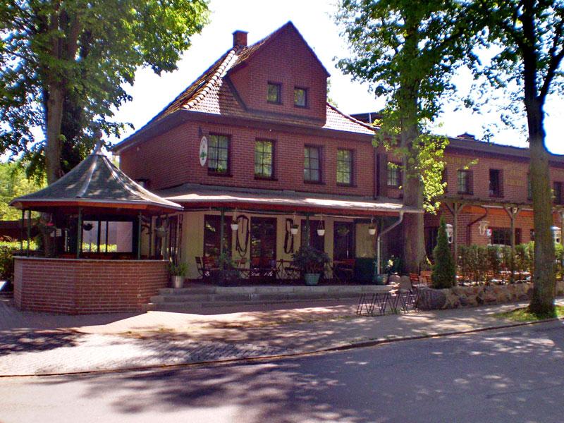 Außenansicht vom Gasthaus & Pension