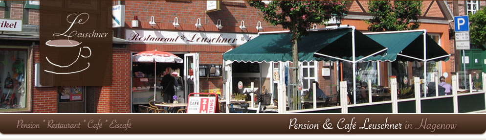 Pension & Café Leuschner in Hagenow