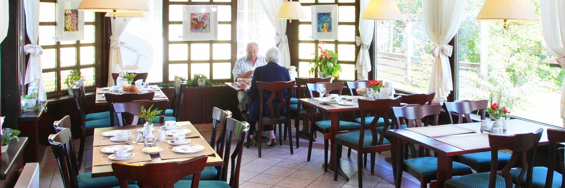 Restaurant - Caféstübchen und Pension Witt