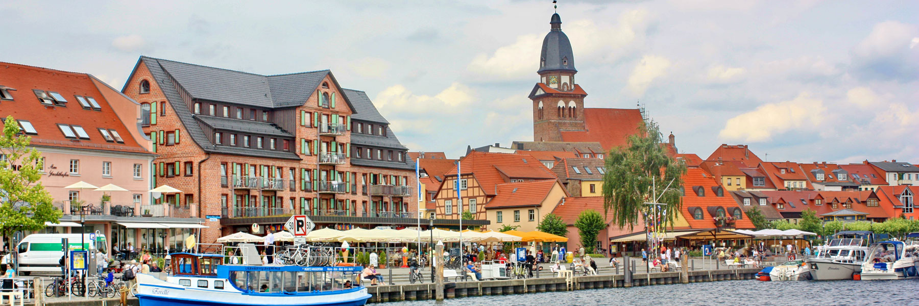 Hafen - Stadtappartements Waren