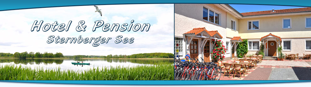 Hotel & Pension Sternberger See