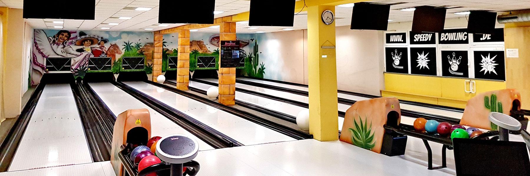 Bowlingbahn - Müritz-Pension