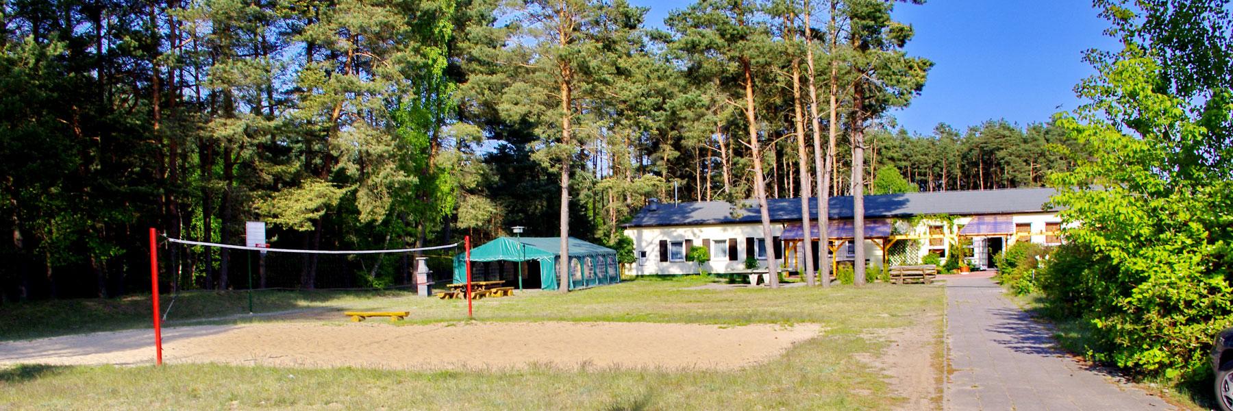 Außenansicht - Waldhaus am Ferienpark