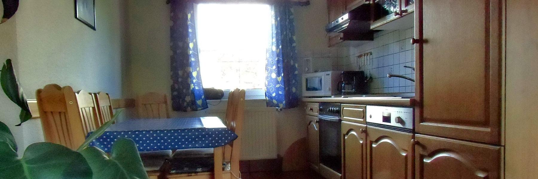 Küche - Ferienhof Dinse