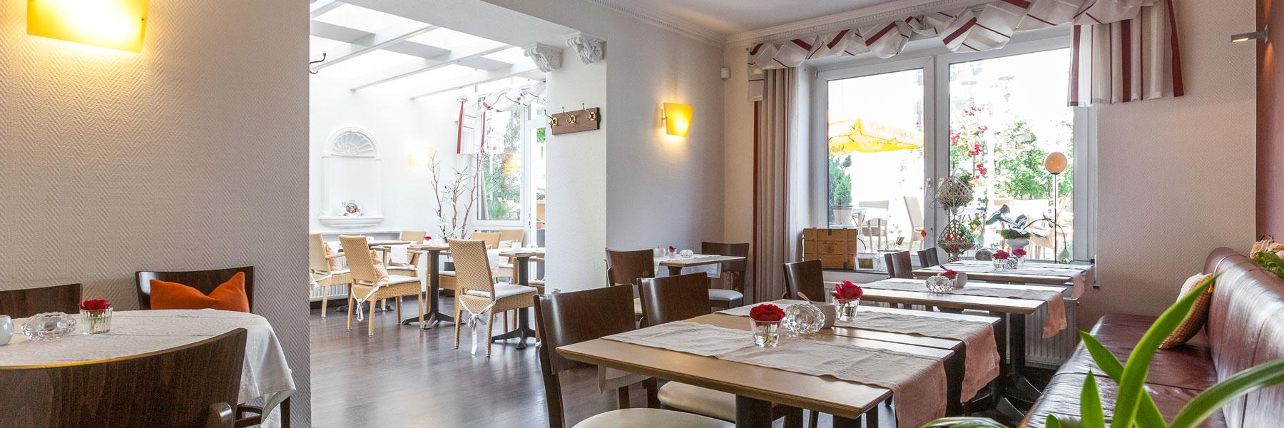 Restaurant - Hotel Villa Auguste Viktoria