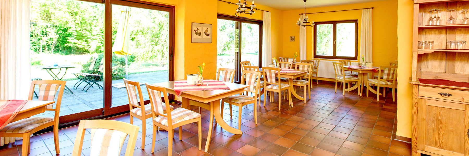 Frühstück - Gästehaus BärenHof