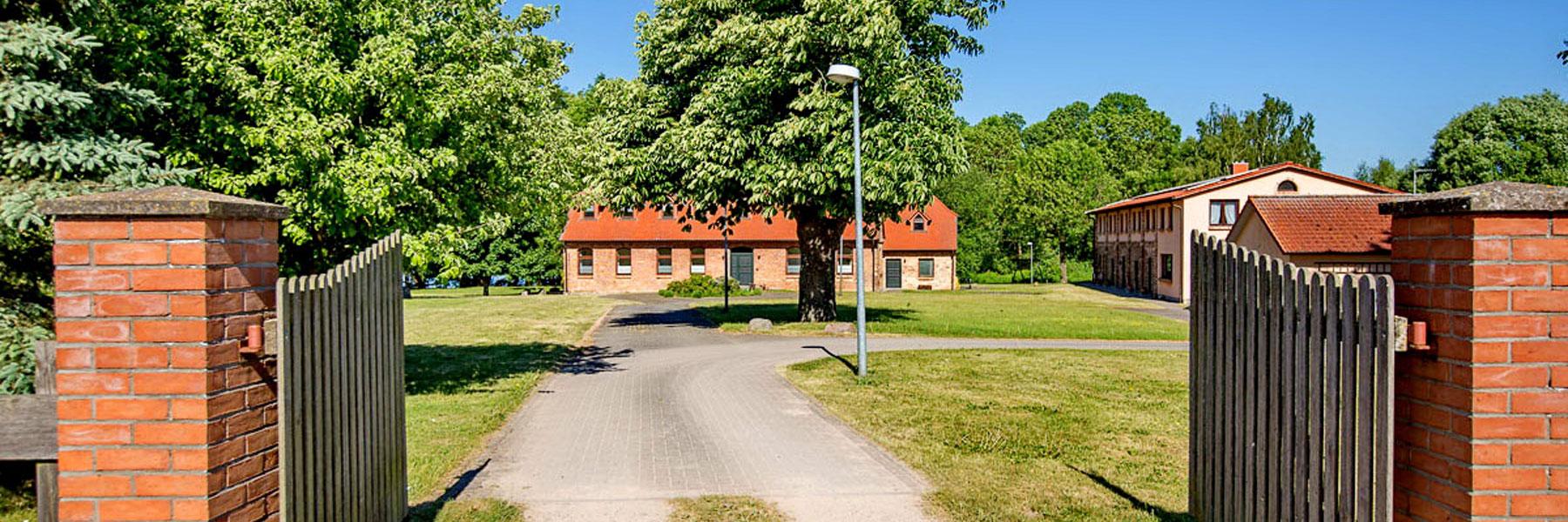 Hofeinfahrt - Gästehaus BärenHof