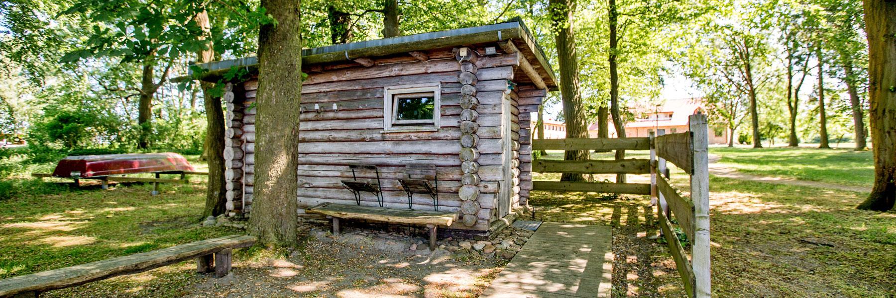 Sauna - Gästehaus BärenHof