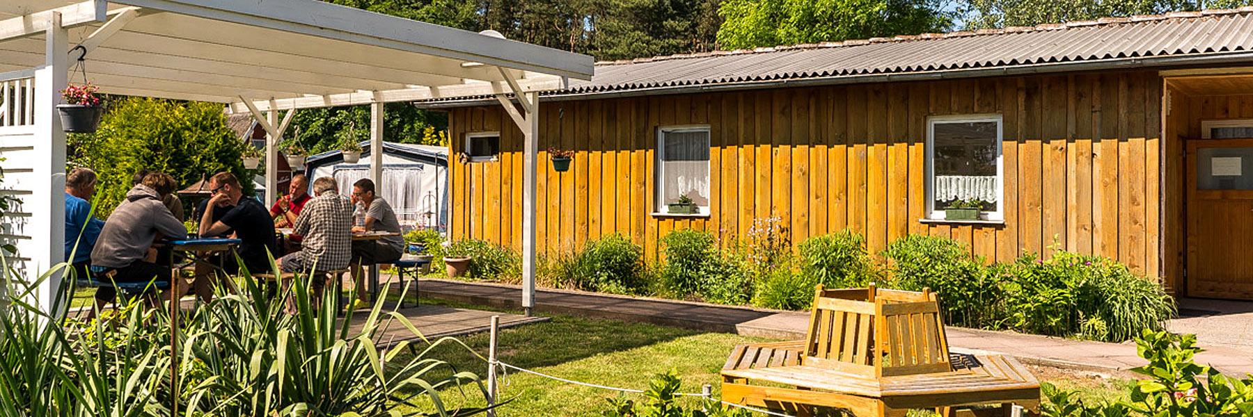 Bungalow - Campingplatz Stahlbrode