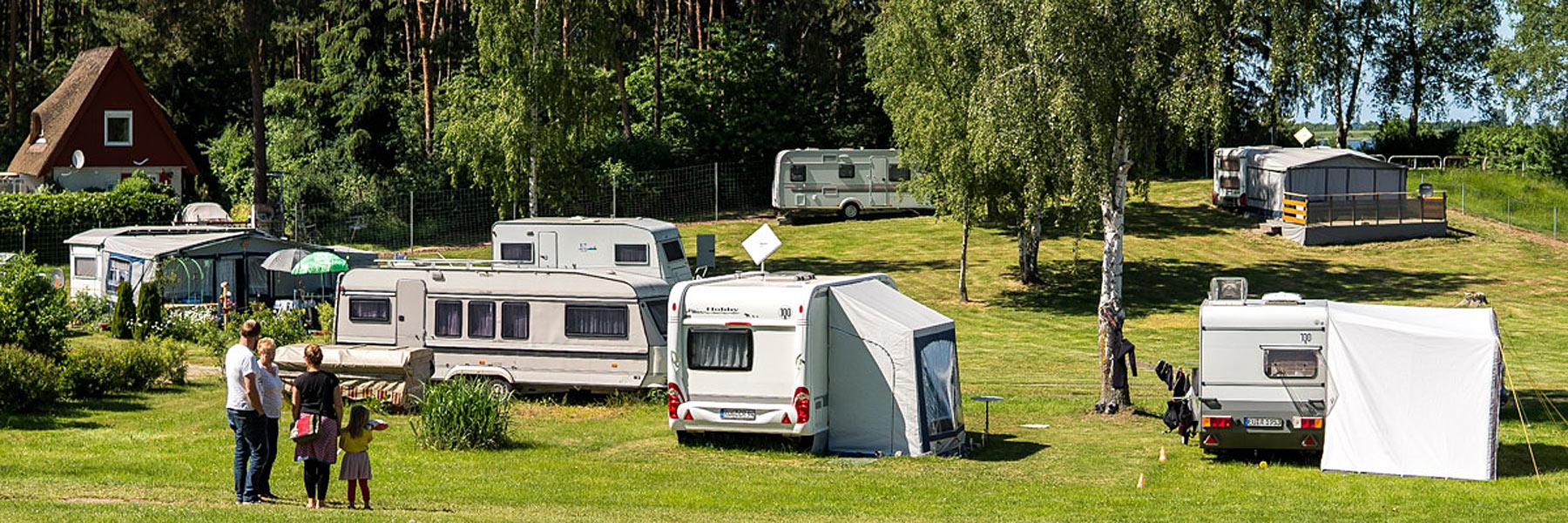 Zeltplatz - Campingplatz Stahlbrode