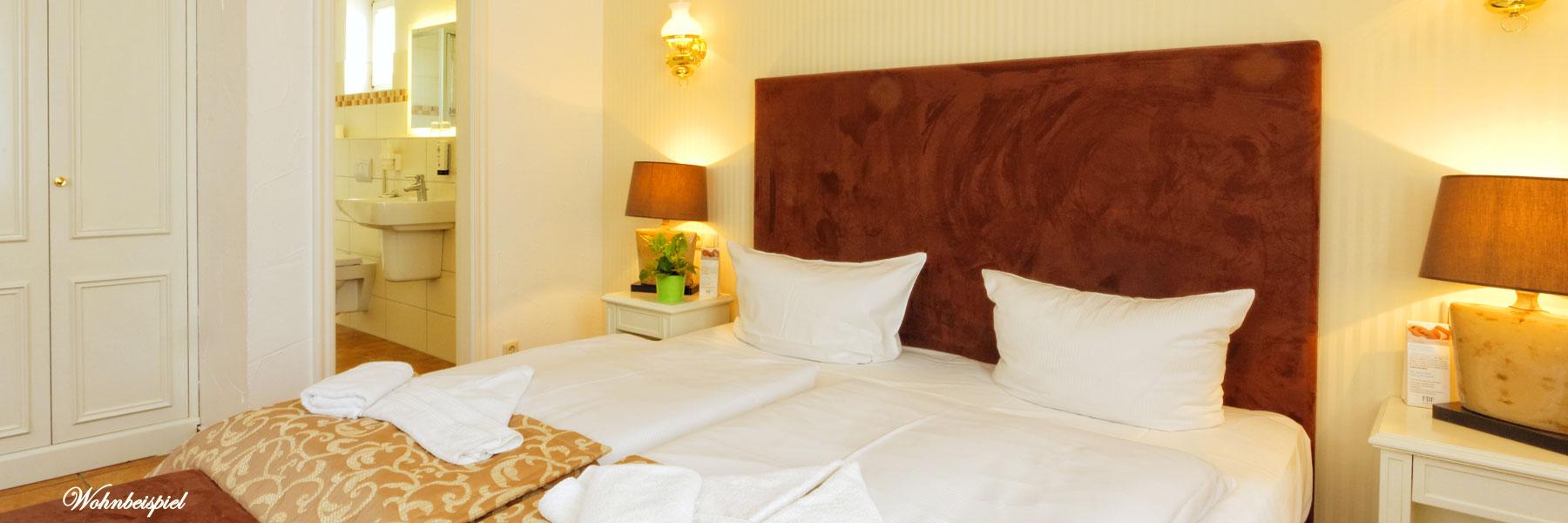 Suite - Hotel Sonneneck