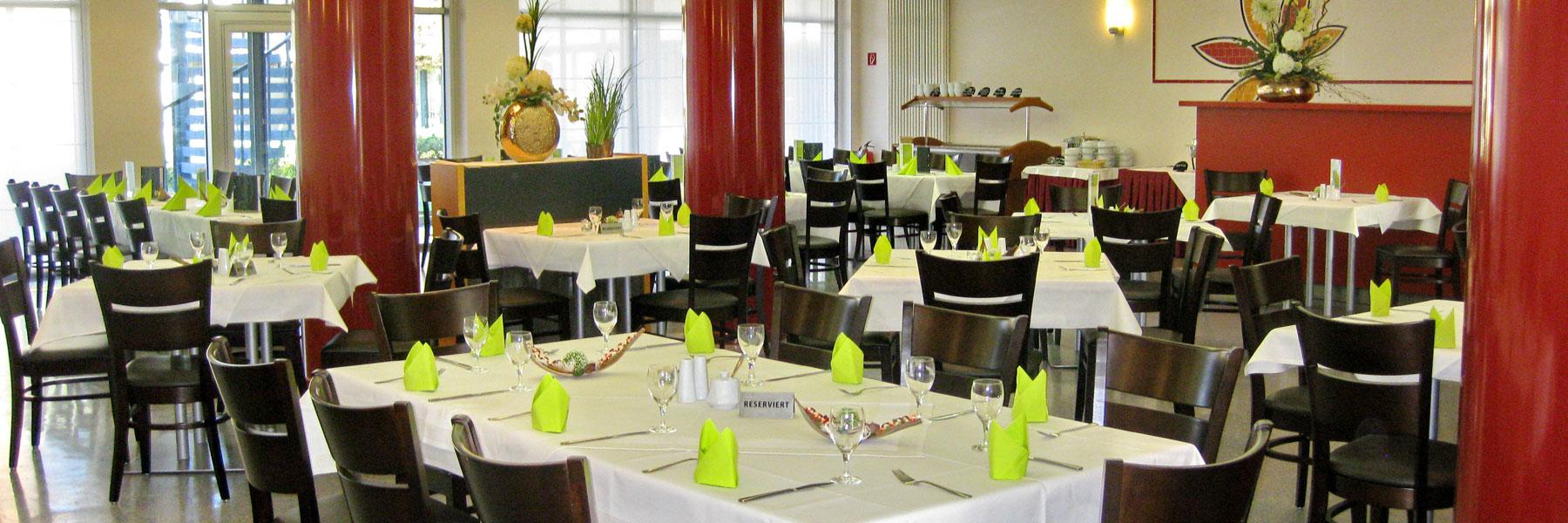 Restaurant - VCH-Hotel Greifswald