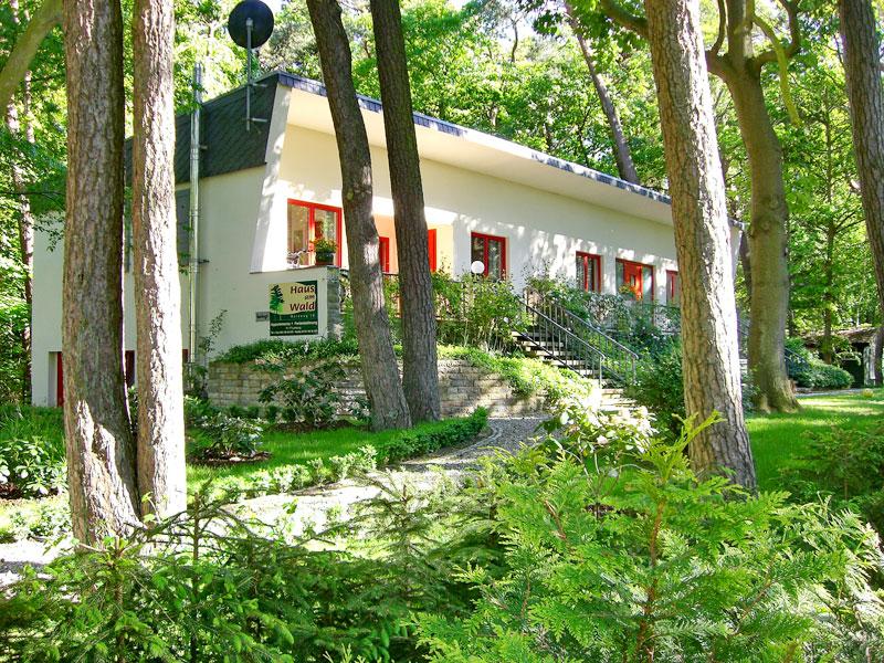 Haus am Wald in Boltenhagen