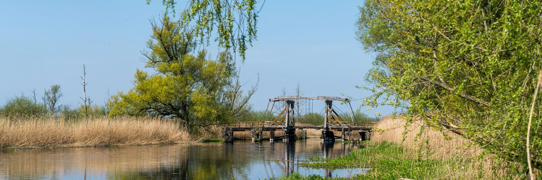 Klappbrücke Nehringen - Ferienwohnung Willi Werner