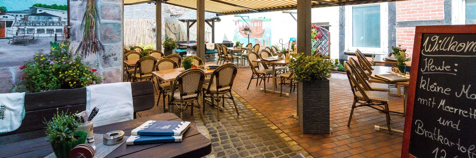 "Restaurant - ""Altes Reusenhus"""