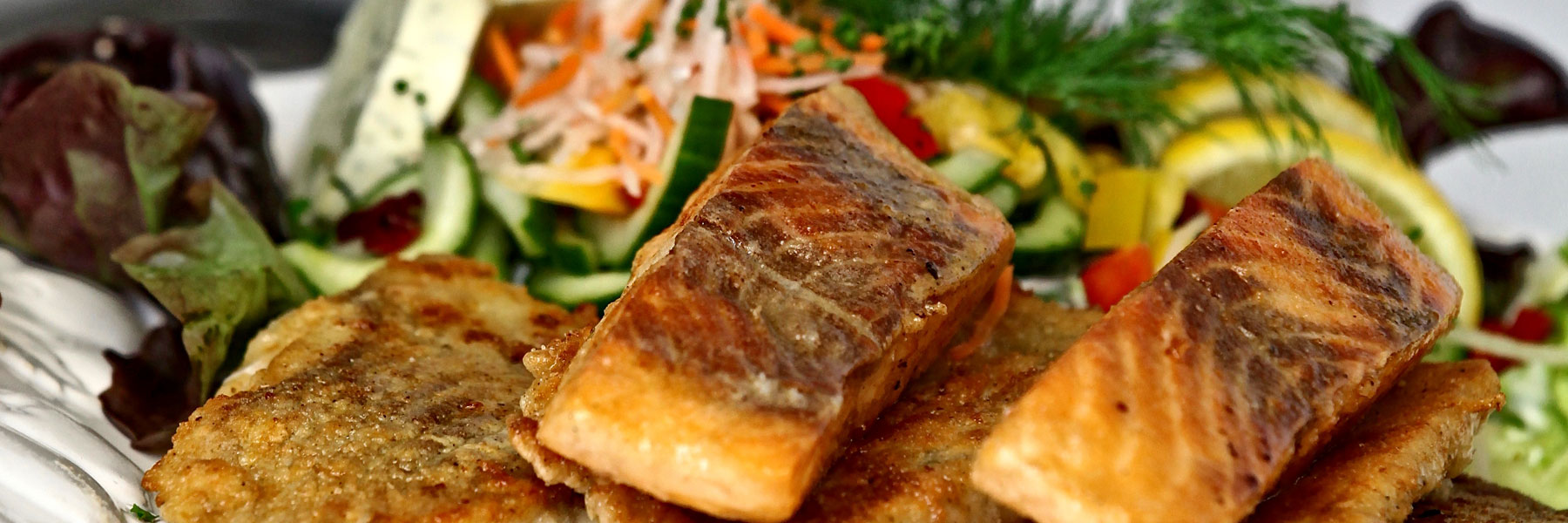 Fischmenü - Gaststätte Haithabu