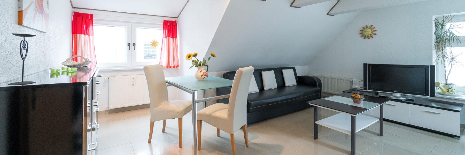 Economy Doppelzimmer - Hotel Am Müritzhafen
