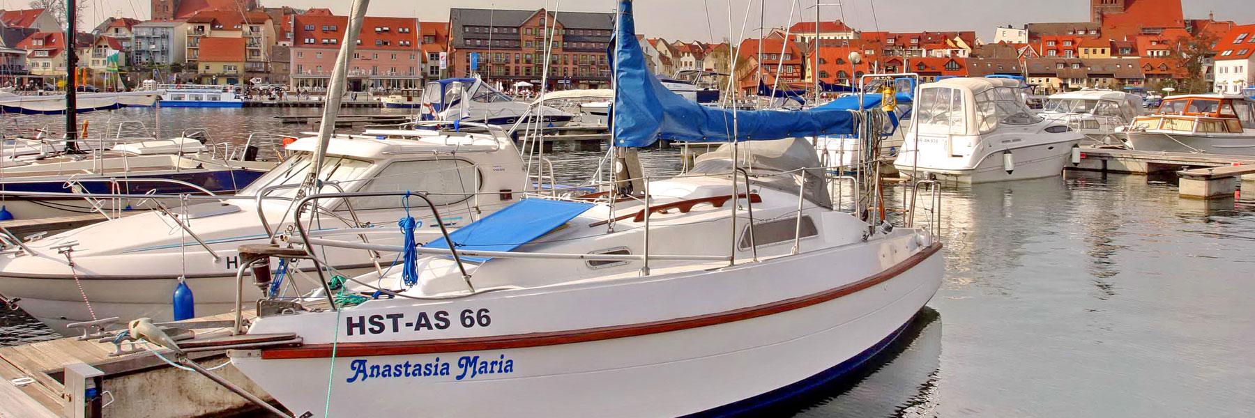 Waren - Ferienwohnungen Zum Yachthafen