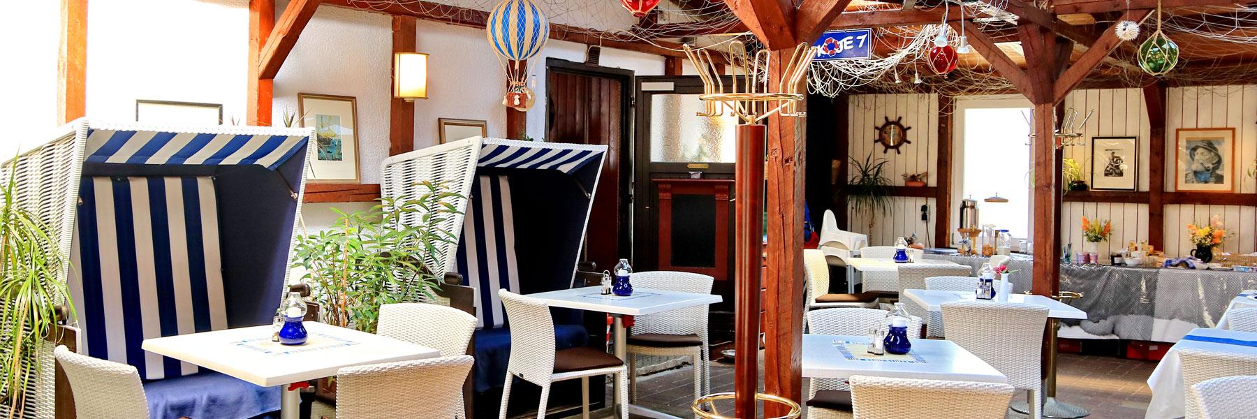 Gastraum - Ankes Restaurant & Pension