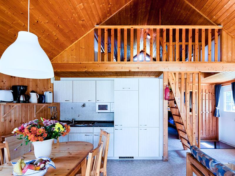 Wohnraum vom Ferienhaus