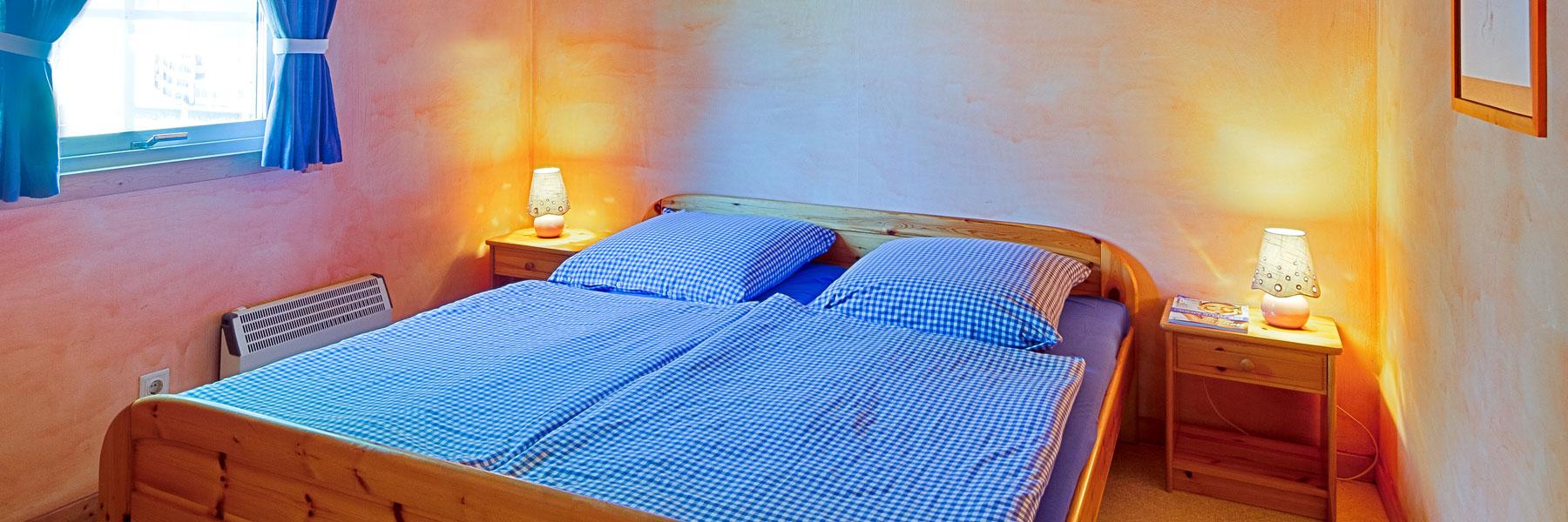 Doppelbett - baltic freizeit
