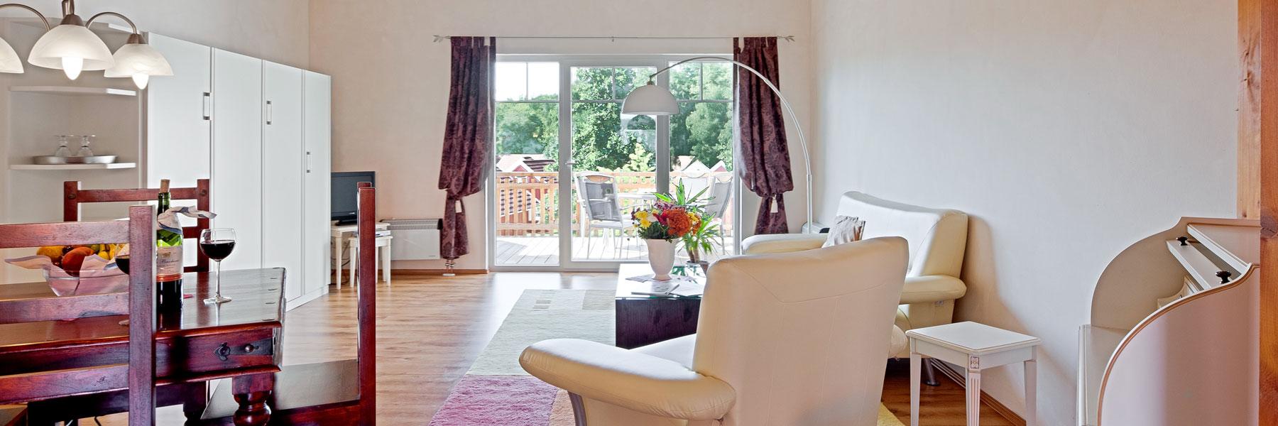 Wohnzimmer - baltic freizeit