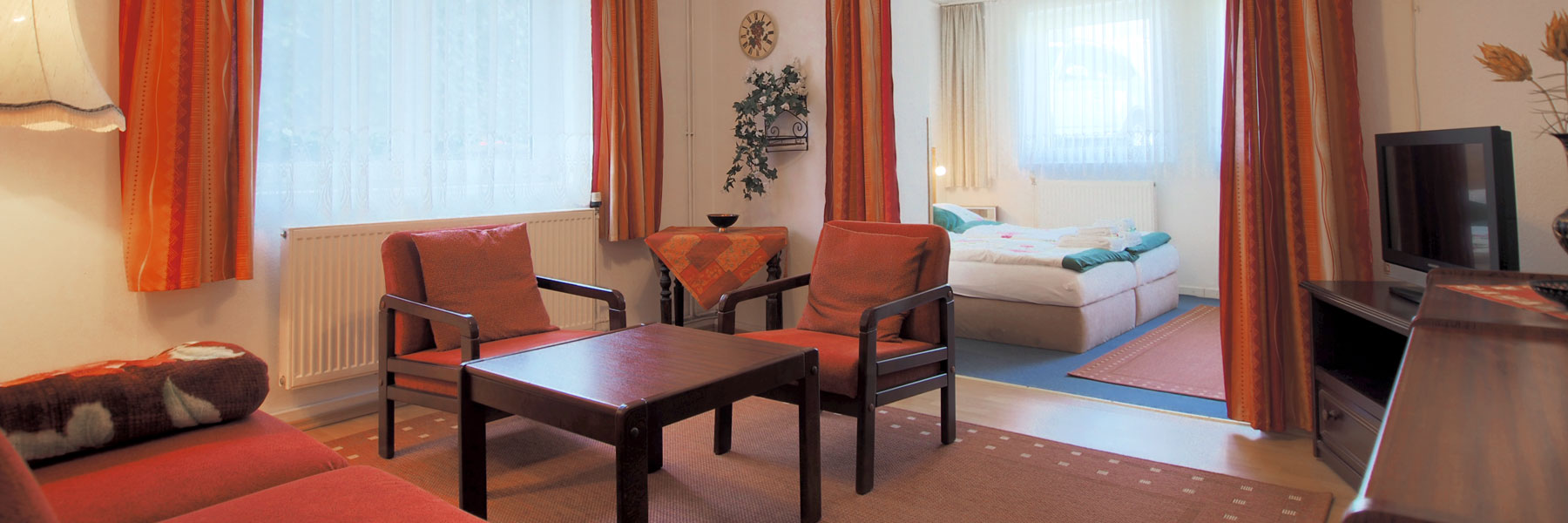Appartement - Pensionszimmer Nordstern
