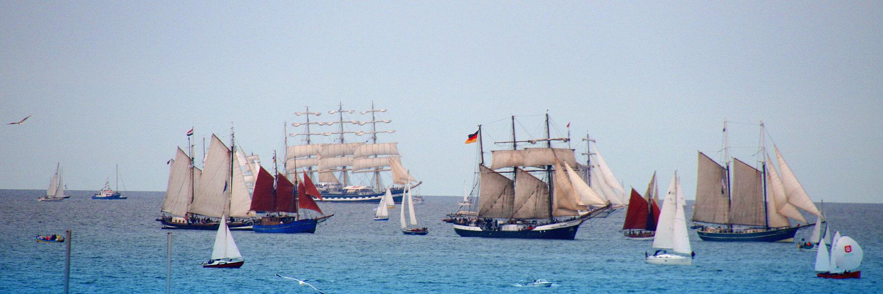 Schiffe - Pensionszimmer Nordstern
